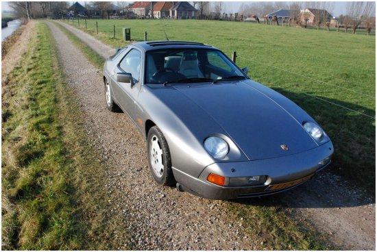 1989 Porsche 928 S4 5.0 V8