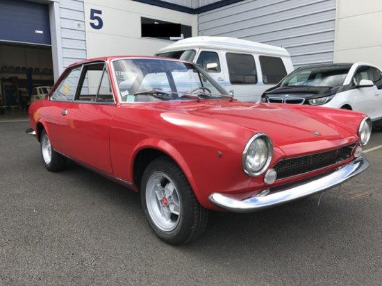 1970 Fiat 124 Coupé Series 1