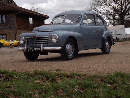 1952 Volvo PV444