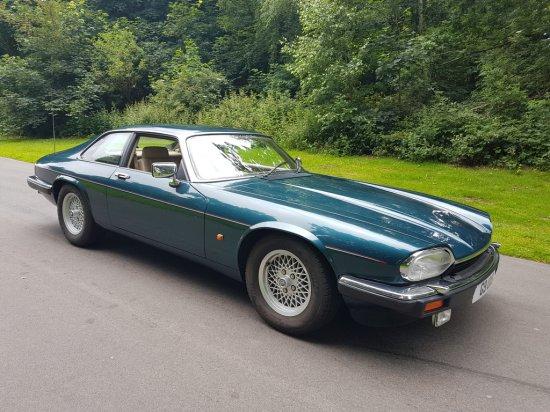 1992 Jaguar XJS 5.3 V12 Auto