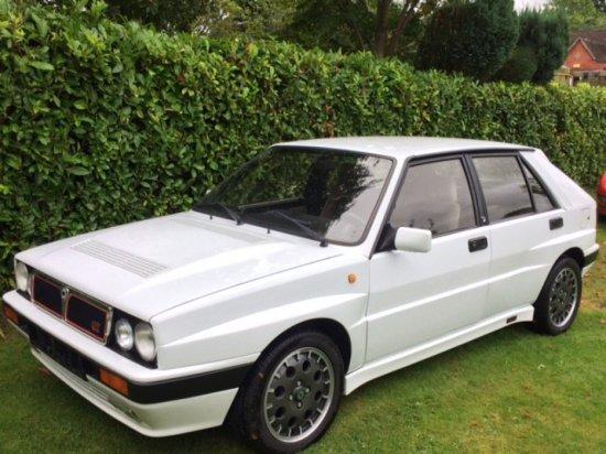 1990 Lancia Integrale 16V