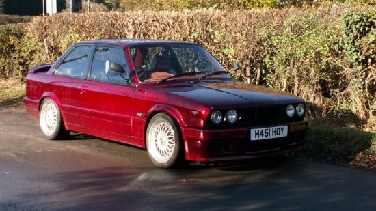 1990 BMW 318Is E30