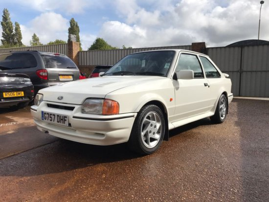 1989 Ford Escort RS Turbo