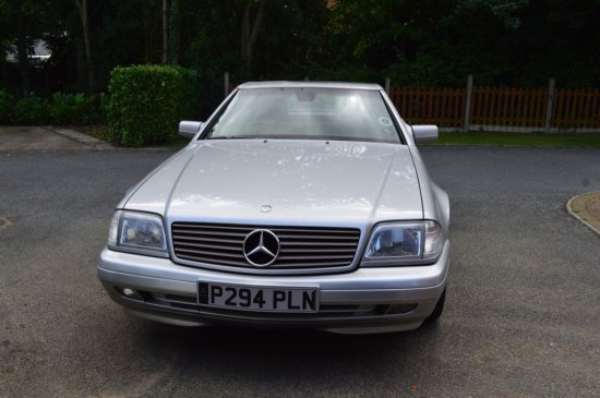1996 Mercedes SL 280 Automatic