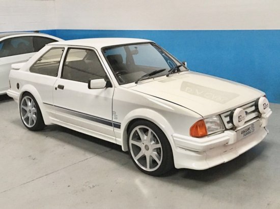 ** Regretfully Withdrawn ** 1986 Ford Escort RS Turbo Series 1