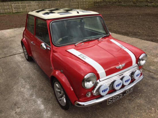 1998 Rover Mini Cooper Rover Special Product