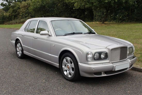 2002 Bentley Arnage R