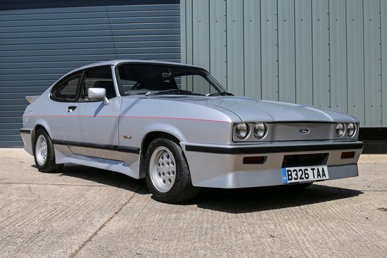 1985 Ford Tickford Capri 2.8