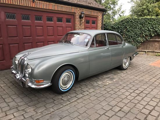 1966 Jaguar S-Type 3.8