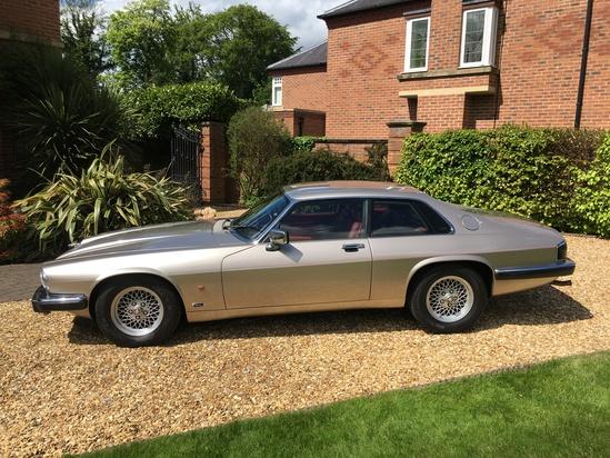1991 Jaguar XJS V12 (post-fac... Auctions Online | Proxibid on