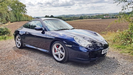 2004 Porsche 911 (996) Carrera 4S Coupe