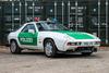 1984 Porsche 928 S2 - Polizei Homage