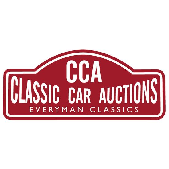 CCA DECEMBER 2018 CLASSIC CAR SALE