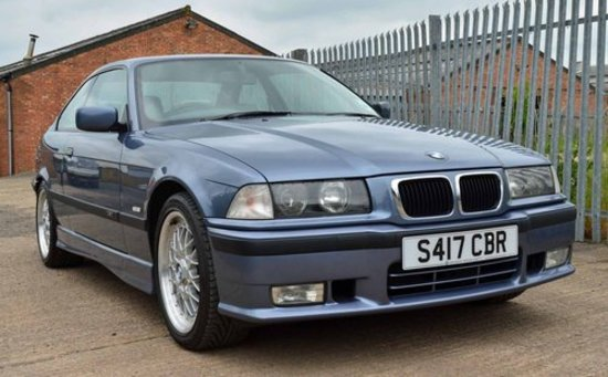 1998 BMW E36 328I M Sport Coupe