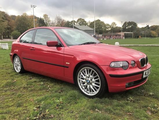 2001 BMW 318 Ti SE Compact (E46/5)