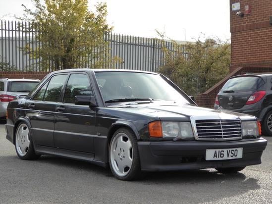 1989 Mercedes-Benz 190E 2.5-16 Cosworth (Manual)