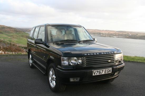 2000  Range Rover LP 4.6 Vogue