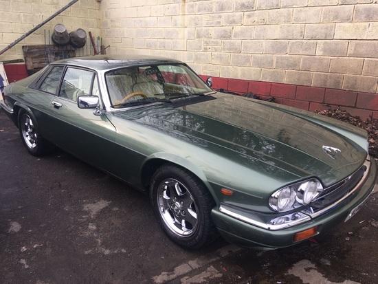 1984 Jaguar XJS 5.3 Coupe HE Auto