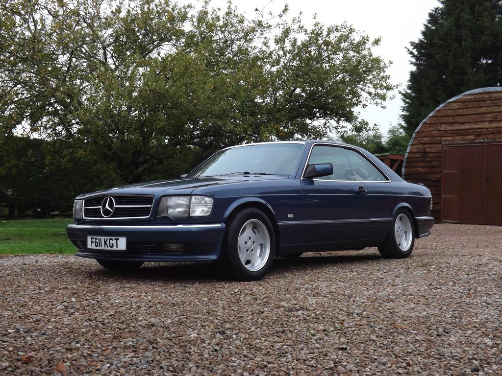 [ANLQ_8698]  1988 Mercedes 500SEC (C126) Lorinser | Collector Cars | Auctions Online |  Proxibid | Mercedes 500sec Engine Diagram |  | Proxibid