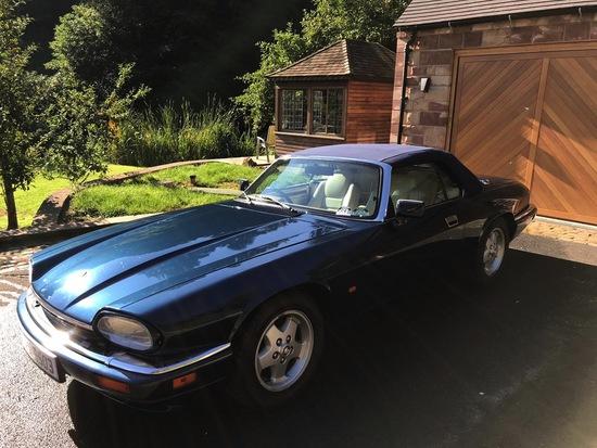 1995 Jaguar XJS 4.0 litre Convertible