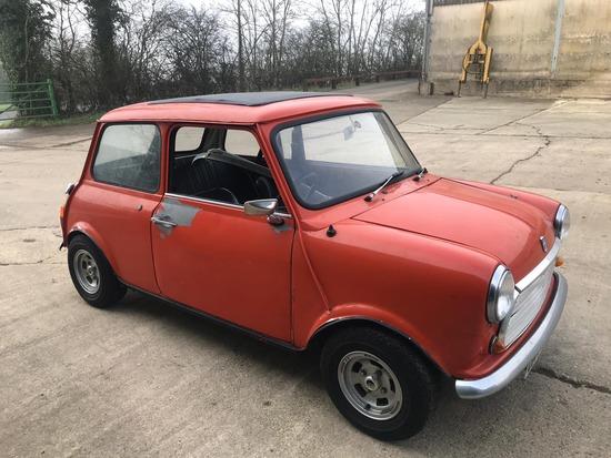 1973  Mini MkIII (1293 'S')