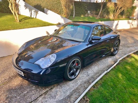 **Regretfully Withdrawn**2003 Porsche 911 (996) Carrera 4S
