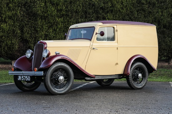 1933 Ford Model 'Y' 5cwt Van
