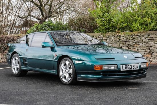 1993 Renault Alpine A610 Turbo