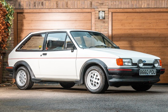 1984 Ford Fiesta XR2