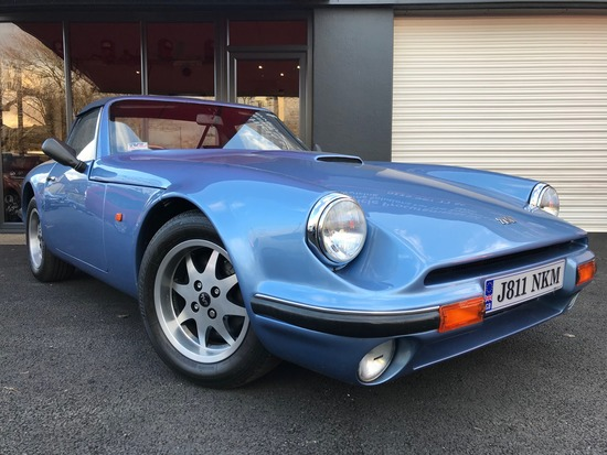 1992 TVR S3 290