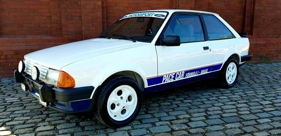 1984 Ford Escort XR3