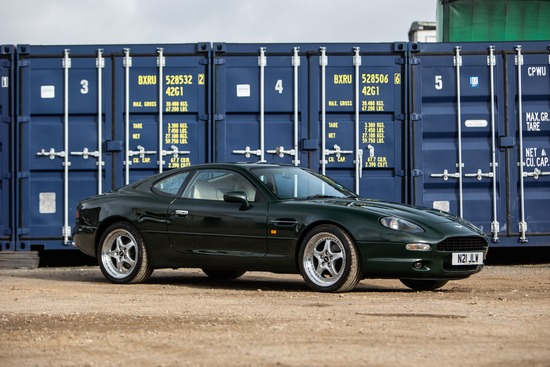 1999 Aston Martin DB7 Coupe