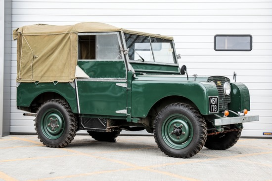 1951 Land Rover Series 1 1.6
