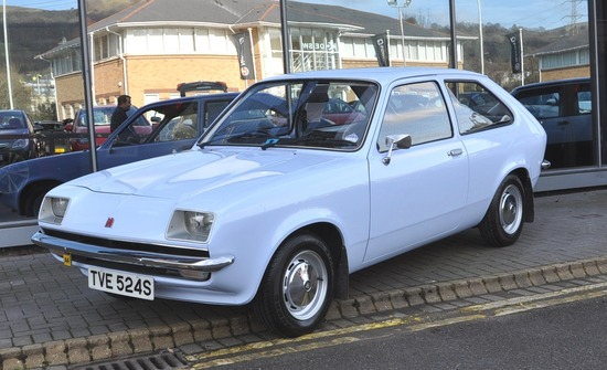 1978 Vauxhall Chevette 'L' Hatchback