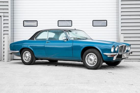 1977 Jaguar XJC Coupe 4.2
