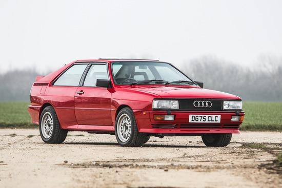 1987 Audi UR Quattro