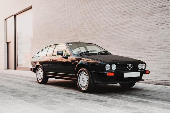 1982 Alfa Romeo GTV 2.0 Alfetta