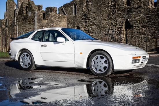 1989 Porsche 944 Turbo SE