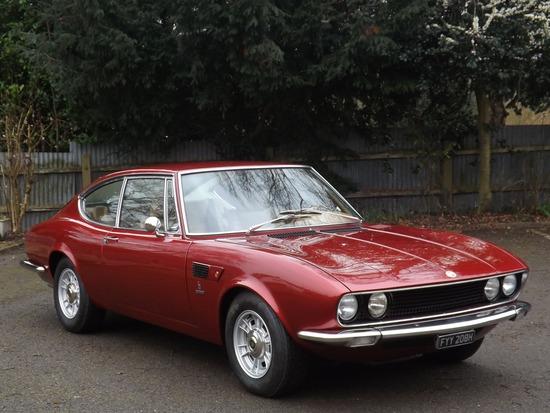1969 Fiat Dino 2.4 Coupe