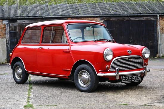 1963 Austin Mini 850
