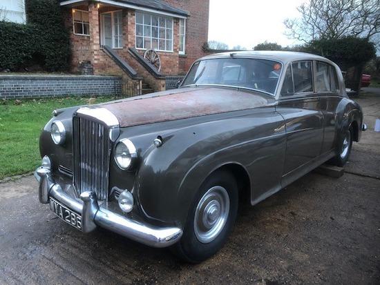 1956 Bentley S1 Standard Steel Saloon