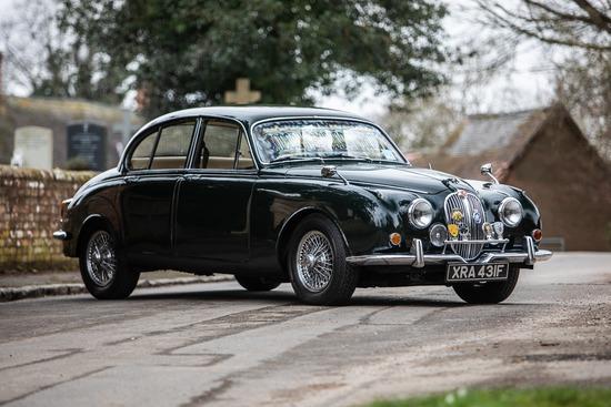 1968 Jaguar 340