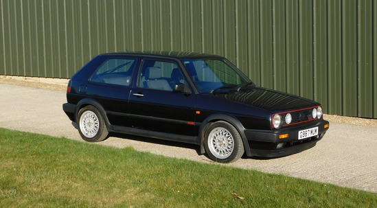 1990 Volkswagen Golf GTi 16v Mk2