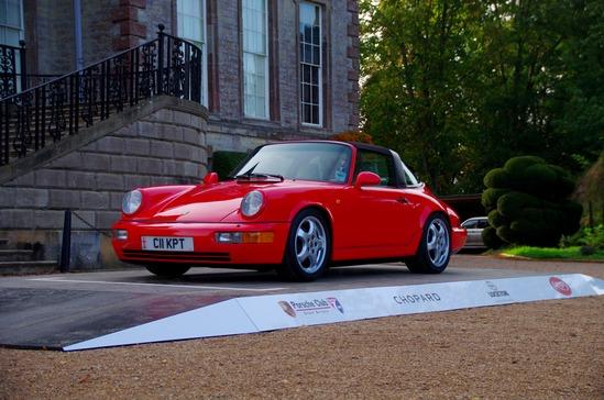 1990 Porsche 911 (964) Targa