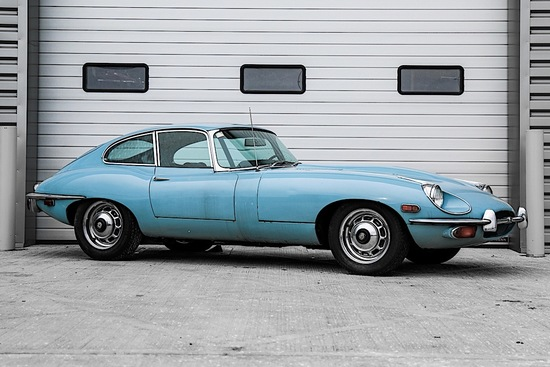 1968 Jaguar E-Type 4.2 FHC