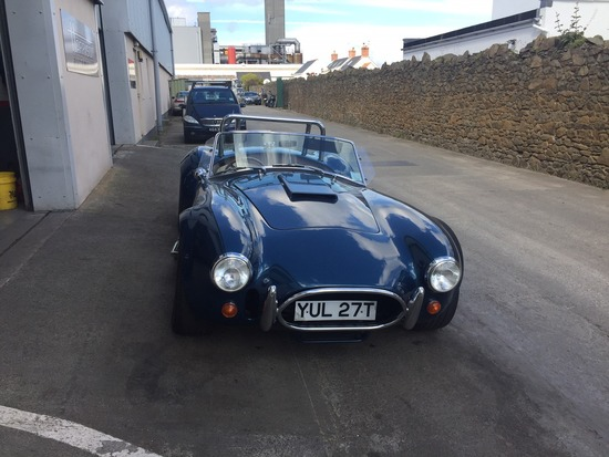 1978 AC Cobra Recreation