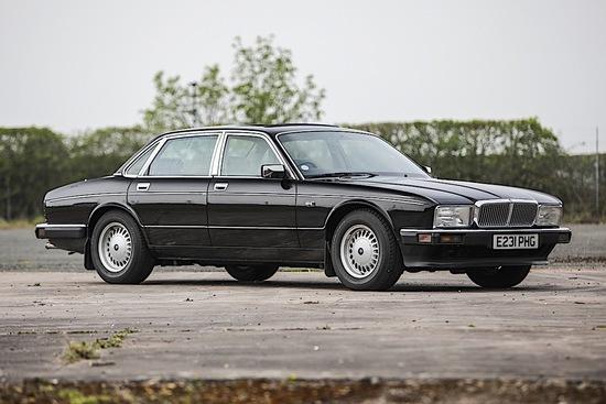 1988 Daimler 3.6 XJ Saloon