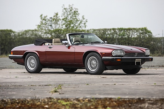 1991 Jaguar XJ-S 5.3 Convertible
