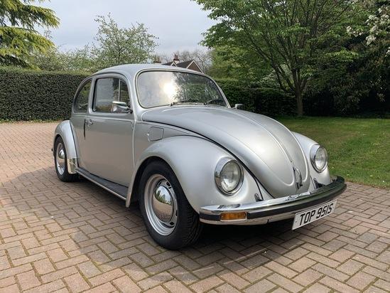 1978 Volkswagen Beetle (Last Edition)