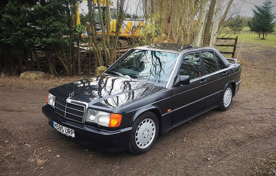 1990 Mercedes-Benz 190E 2.5 16V Cosworth